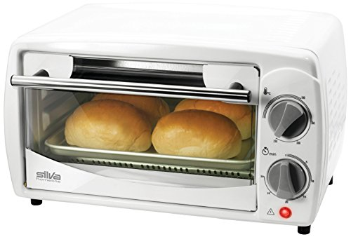 Silva-Homeline MB 9000 Mini-Backofen, 9 L Backraum, 800 W