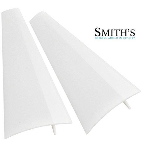 Smith's Silicone Gap Cover Zweier Set, Farbe: Transparent Matt