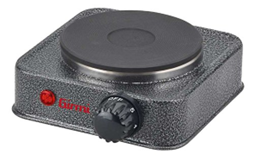 Girmi GIR0PSE15 Minikochplatte, 10 cm schwarz