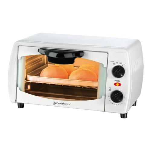 TV – Unser Original 04403 Gourmetmaxx Infrarot-Ofen, 9 L