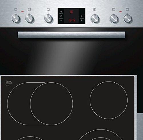 Bosch HND22PS51 Backofen-Kochfeld-Kombinationen Einbau / 59,5 cm / 61 L / 3D Heißluft Plus
