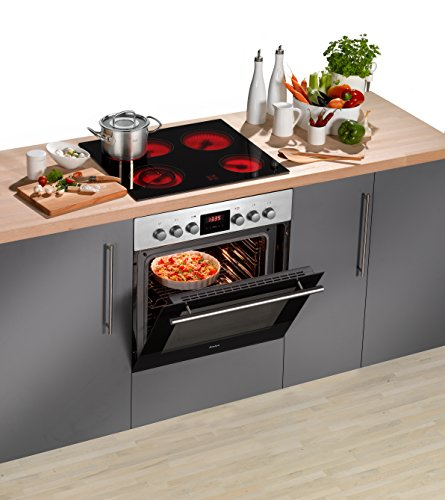 amica ehc 12550 e herd kochfeld kombination a kwh 66 l steam clean. Black Bedroom Furniture Sets. Home Design Ideas