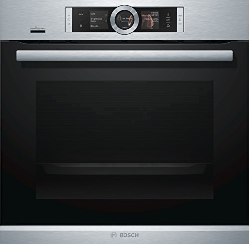 bosch hsg636xs6 serie 8 backofen elektro a 71l hei luft eco perfectroast perfectbake. Black Bedroom Furniture Sets. Home Design Ideas