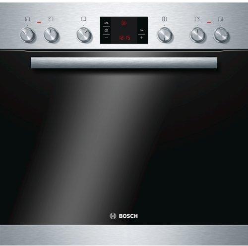 Bosch HND72PS55 Backofen-Kochfeld-Kombination / A / 66 L / edelstahl / 3D Heißluft Plus / ein Zweikreis-Kochzone