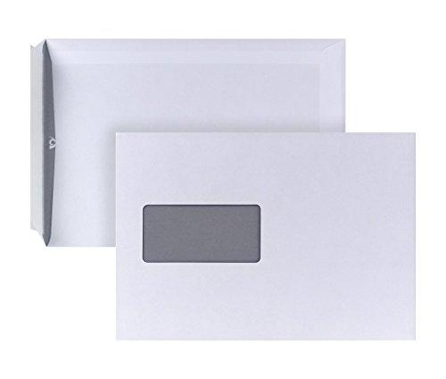 Top 5 Briefumschlag DIN A5 mit Fenster – Karton-Versandtaschen