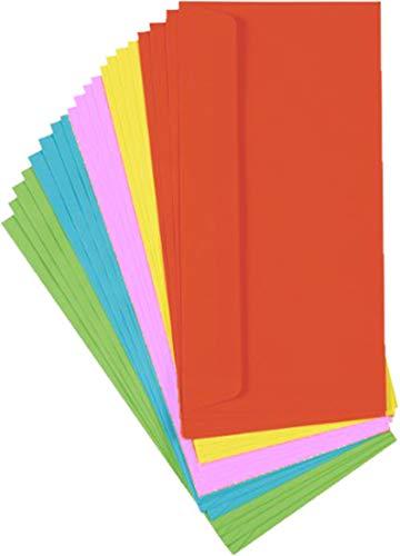 Top 7 Umschläge farbig DIN lang – Umschläge