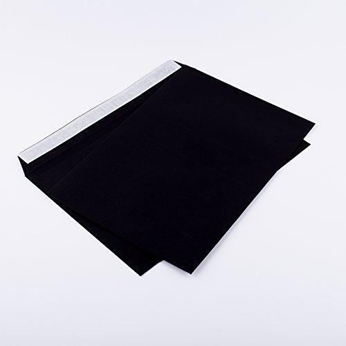 Top 10 Umschlag C4 schwarz – Versandzubehör: Geschäftsumschläge