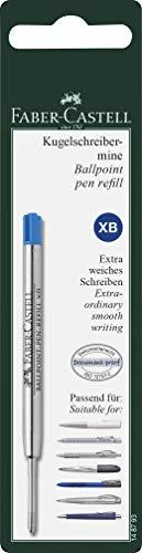 Top 10 Faber Castell Kugelschreiber Mine XB blau – Minen, Patronen & Tintenlöscher