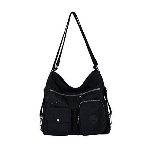 Top 10 Shopper Schwarz Damen – Einkaufstaschen
