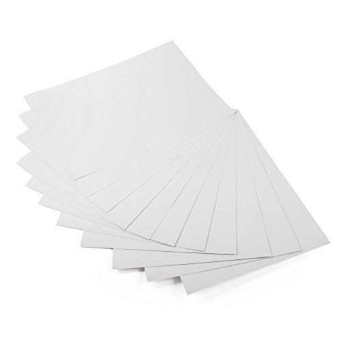 Top 9 Kraftpapier A4 Weiß – Kartenkartons