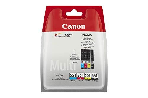 Top 5 Canon IP7250 Druckerpatronen Original – Tintenpatronen