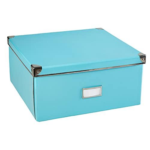 Top 10 Aufbewahrung Dokumente Box – Aufbewahrungsbehälter mit Deckel