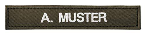 Top 10 Uniform Militär – Namensschilder