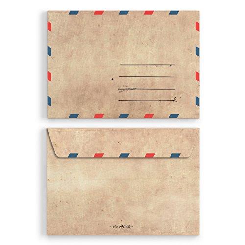 Top 10 Kuvert C6 retro – Postkarten