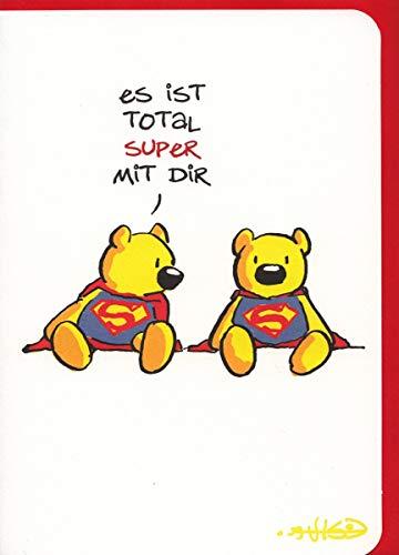 Top 9 super und Dir – Grußkarten