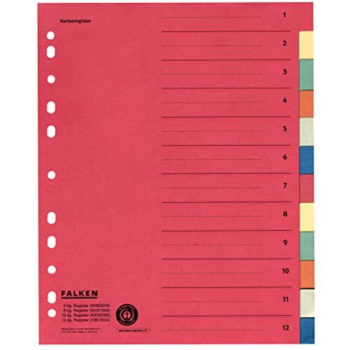 Top 10 Trennblätter für ordner 12 Teilig – Schreibtischzubehör & Ablage