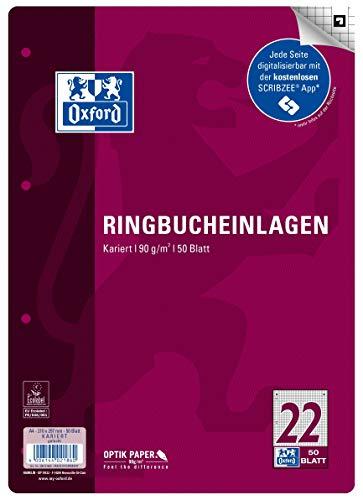 Top 7 Ringbucheinlage A4 kariert – Ringbuchordner