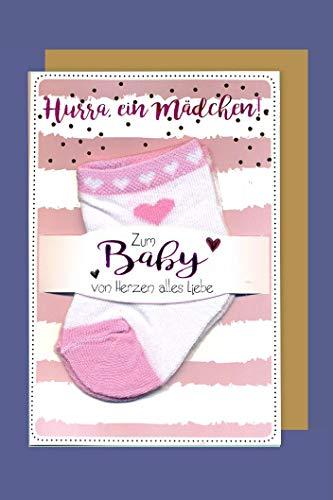 Top 10 Socken Mädchen – Grußkarten