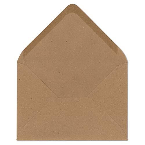 Top 10 Briefumschläge B6 Kraftpapier – Umschläge für Grußkarten & Einladungen
