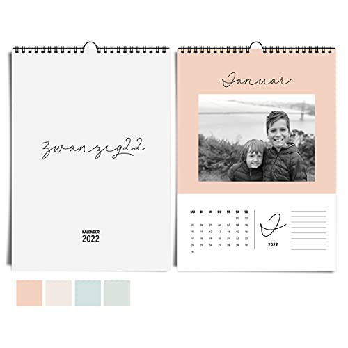 Top 10 Langer Kalender Selbst – Wandkalender