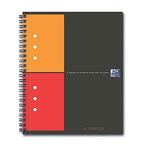 Top 10 OXFORD Activebook A5 – Ringblöcke