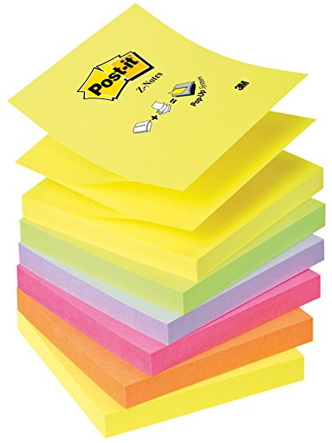 Top 10 Z-Notes Post It – Selbstklebende Notizzettel