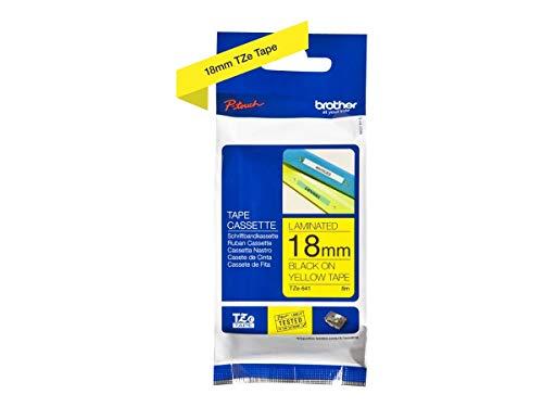 Top 10 P-Touch 18mm Gelb – Schriftbänder