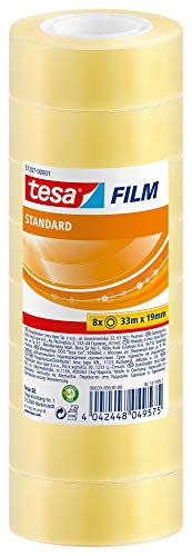 Top 7 tesafilm 19MM 33m – Transparente Klebebänder