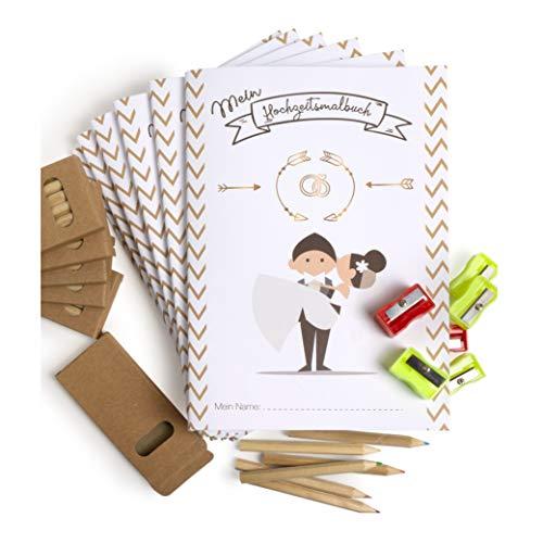Top 7 Malbuch Kinder A5 – Anspitzer