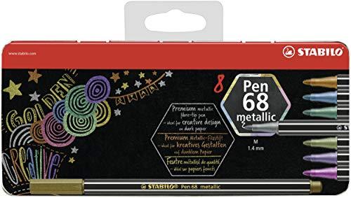 Top 10 Stabile Pen 68 Metallic – Marker & Filzstifte
