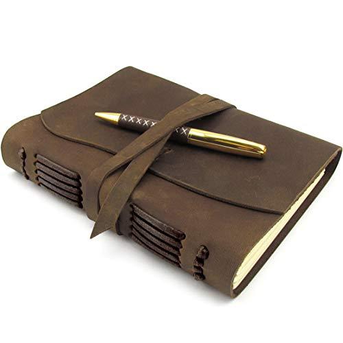Top 9 Leather Journal A5 – Notizbücher