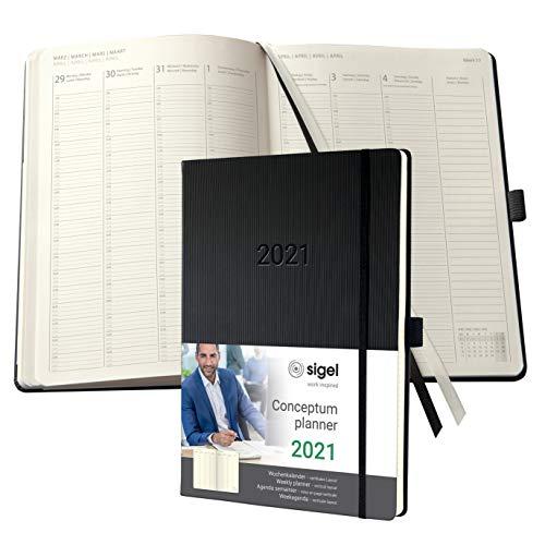 Top 9 Buchkalender 2020 Din A4 2 Seiten 1 Woche – Terminkalender