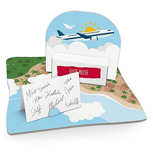 Top 10 Geschenk Reise Verpackung – Umschläge für Grußkarten & Einladungen