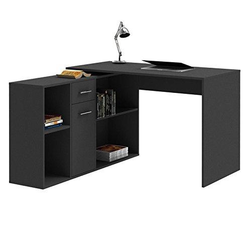 Top 10 Schreibtisch Winkelkombination Schwarz – Schreibtische