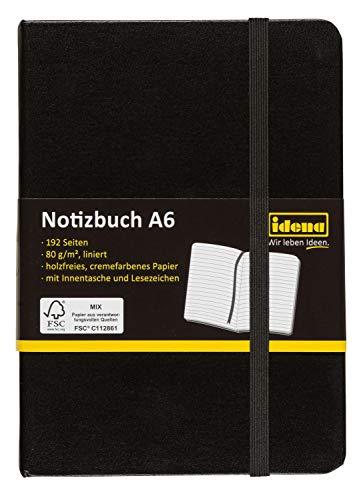 Top 10 Notizbuch A6 liniert – Blöcke & Hefte