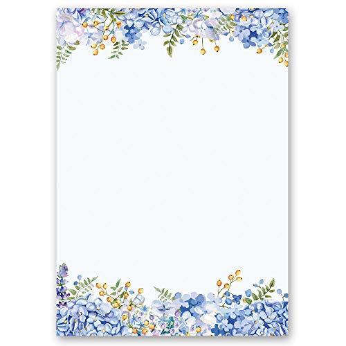Top 10 Briefpapier A4 Blumen – Briefpapier
