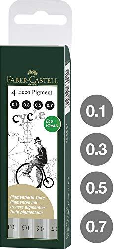 Top 10 Tintenschreiber Ecco Pigment – Fineliner
