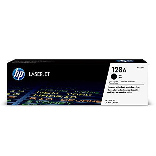 Top 6 128A HP Toner Schwarz – Drucker