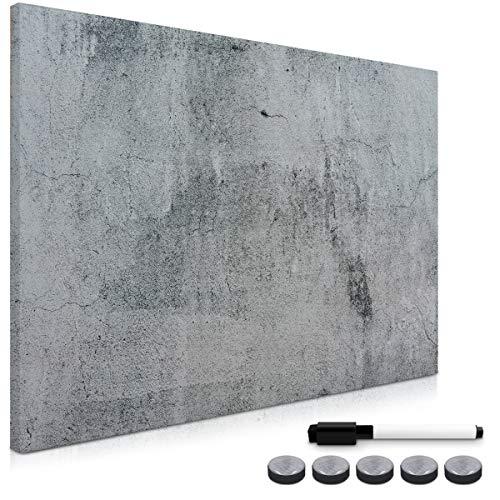 Top 9 Magnettafel Grau 90×60 – Memoboards