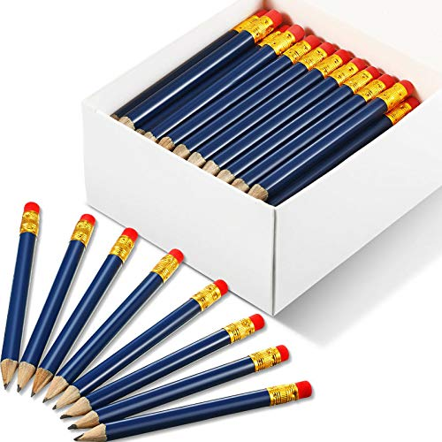 Top 7 Mini Bleistift mit Radiergummi – Holzbleistifte