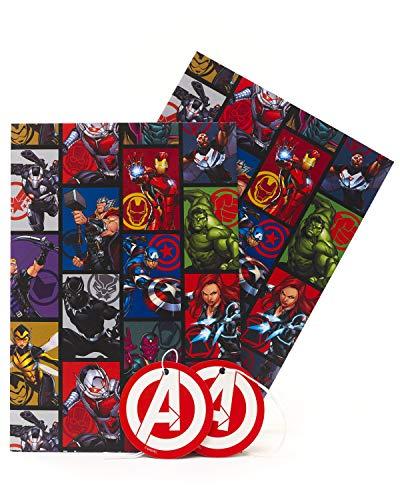 Top 8 Marvel Geschenkpapier – Geschenkpapier