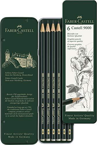 Top 10 Bleistifte Zeichnen Set – Holzbleistifte