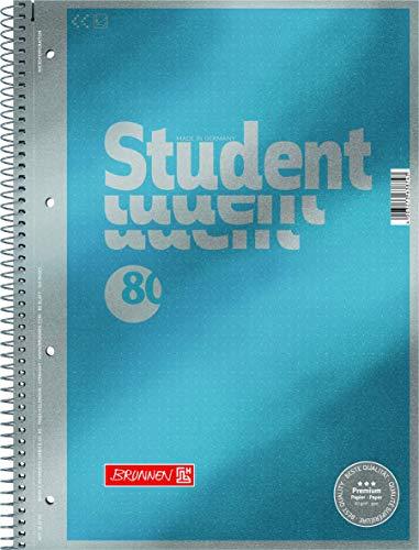 Top 10 Studenten Block mit Punkten – Ringblöcke