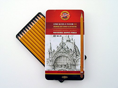 Top 8 Koh I Noor Bleistifte – Holzbleistifte