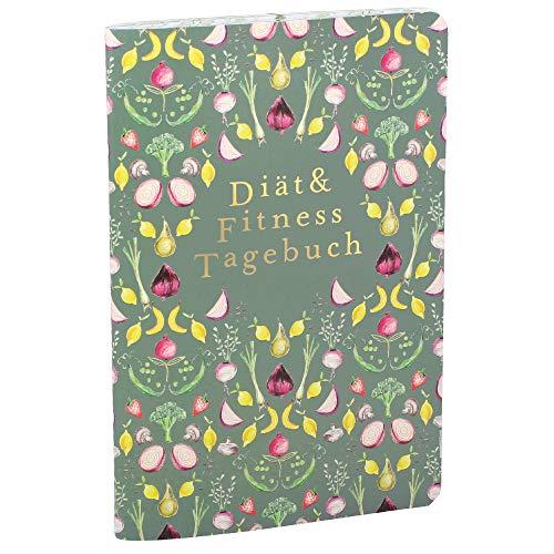 Top 5 Diät und Fitness Tagebuch – Personal Organizer