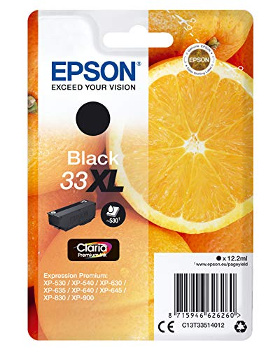 Top 10 Epson XP 830 Druckerpatronen Schwarz – Tintenpatronen