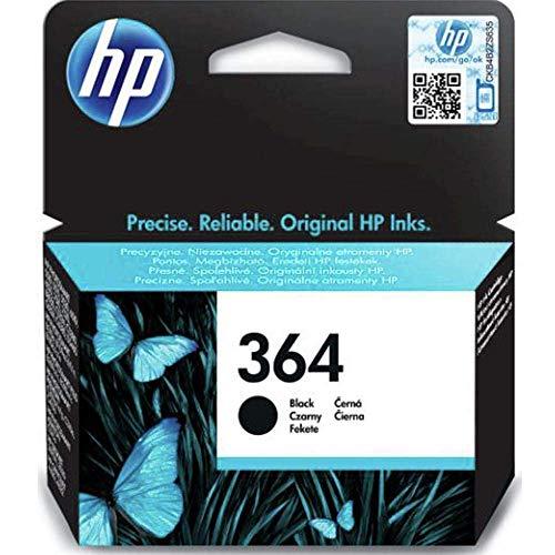 Top 9 Tintenpatronen HP 364 Schwarz – Drucker