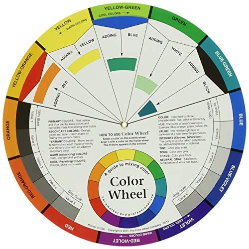 Top 10 Colour Wheel Clothes – Malfarben