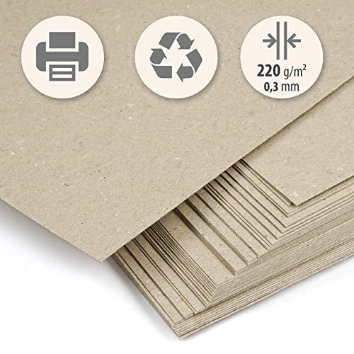 Top 10 Kraftpapier A4 beige – Kartenkartons