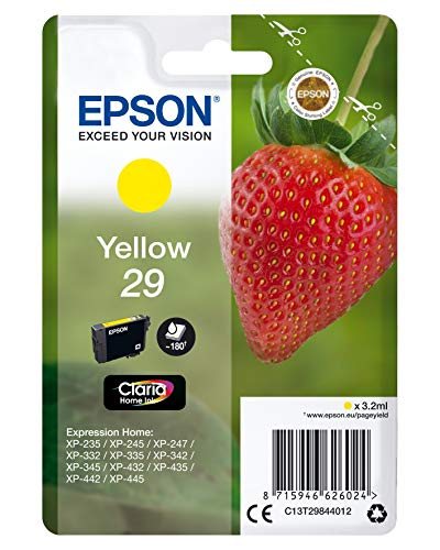Top 10 Epson Erdbeere Gelb – Tintenpatronen